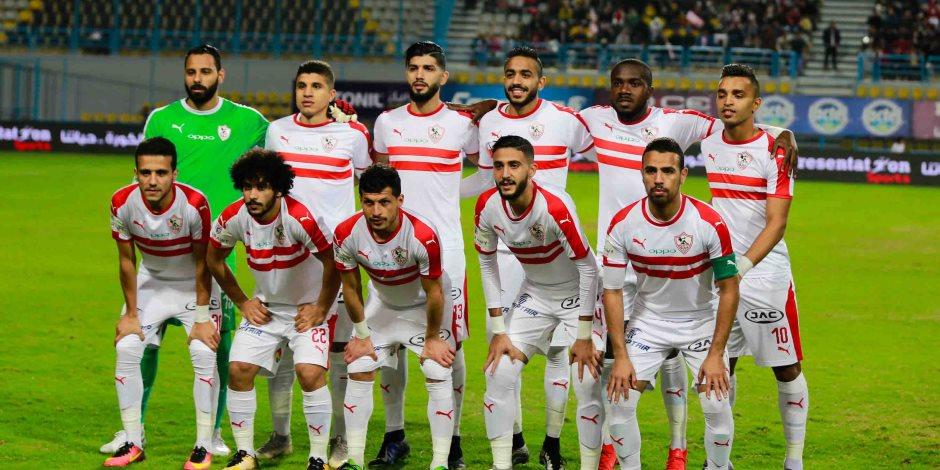 هدف مغربي يمنح الزمالك 3 فرص للتأهل لدور الـ 8 بالكونفدرالية