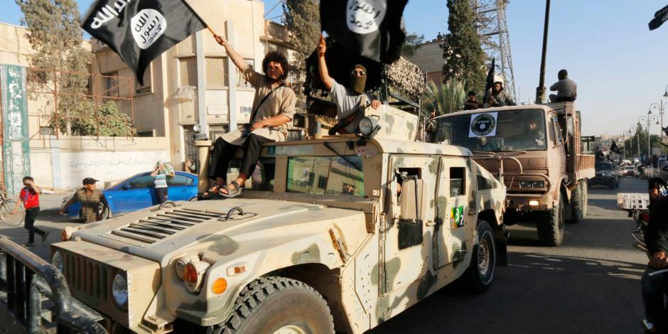 اقتصاد تنظيم داعش يلفظ أنفاسه الأخيرة ويودع الحياة