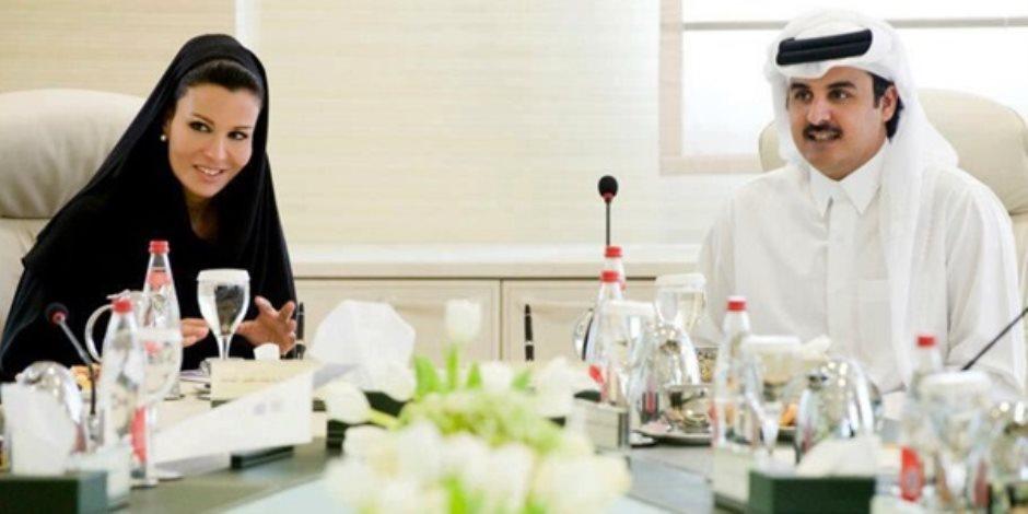 «حريم الأمير».. حاليا بجميع دور العرض في قصور حاكم قطر