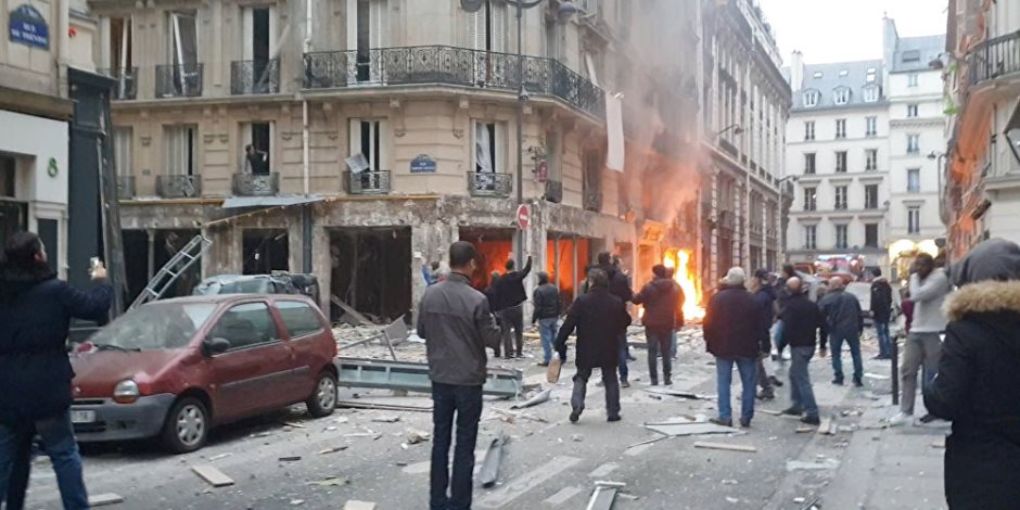 فرنسا تعلن مقتل 4 أشخاص في انفجار «مخبز باريس».. اعرف التفاصيل