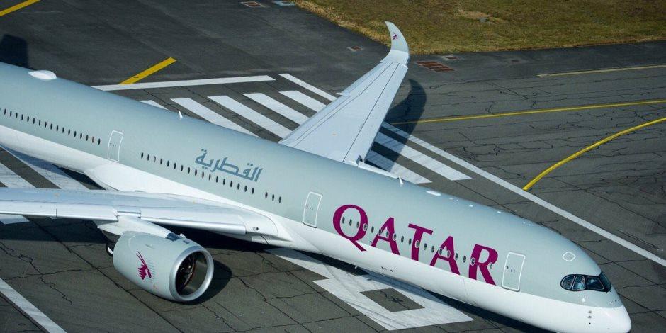 قطر تقر بخسائر جديدة.. وخطوطها الجوية على حافة السقوط