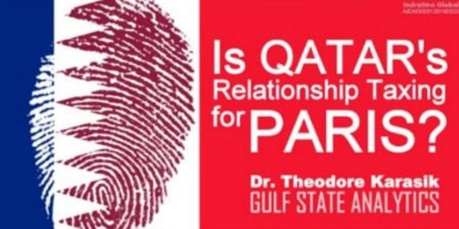 قطر تتورط في احتجاجات السترات الصفراء بفرنسا.. كيف حدث ذلك؟