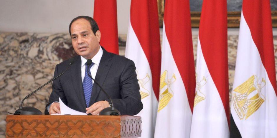 الرئيس السيسي كلمة السر.. مصر تعود إلى قلب أفريقيا