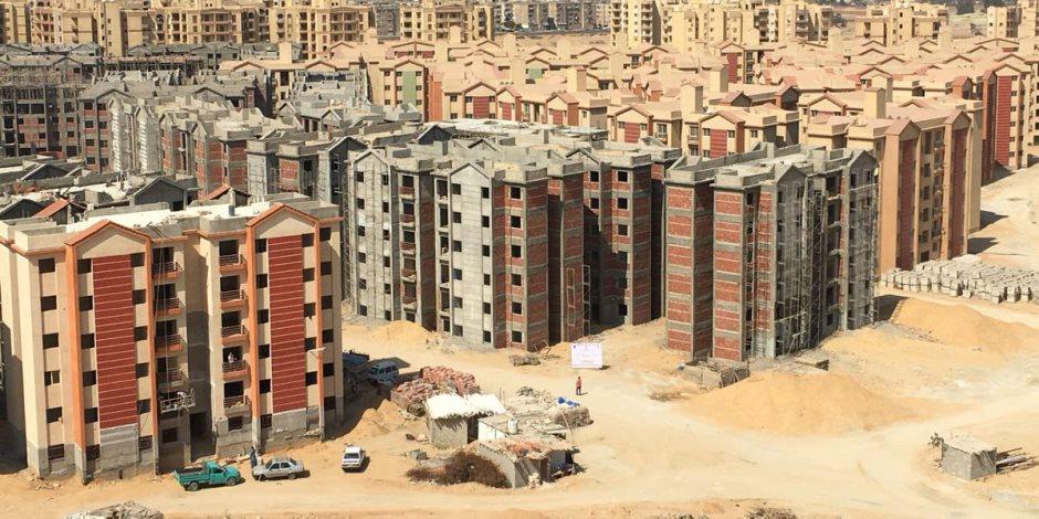 9864 شقة جاهزة لاستقبال سكان عشوائيات القاهرة