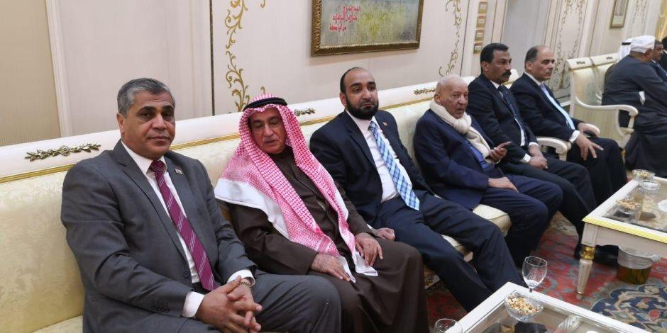 نص شهادة برلمانية: المصريون في الكويت «بخير».. ويتمتعون بكافة الرعاية (صور)