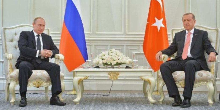 جليد موسكو يجمد حلم تركيا في سوريا