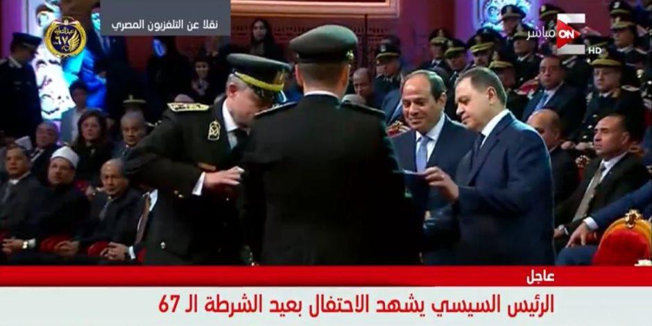 وزير الداخلية: لا تهاون مع من يرفع السلاح.. ورجالنا يضحون بنفس راضية