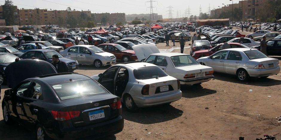 بالأرقام.. حجم تراجع السيارات المستوردة بعد حملة «خليها تصدي»