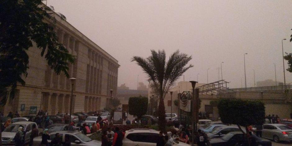 الأرصاد: غدا رياح مثيرة للرمال شرق البلاد والصغرى بالقاهرة 13 درجة