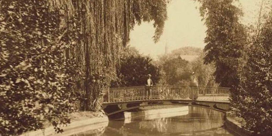 الأزبكية في عالم آخر: كانت قطعة من باريس (صورة)