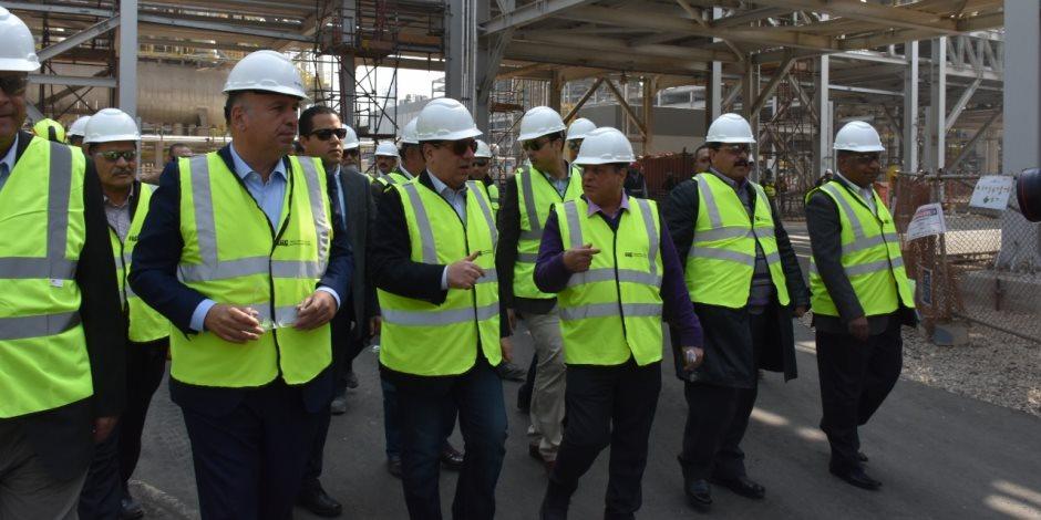 كيف تعظم مصر إنتاجها من البترول وتقلل الكميات المستوردة؟.. الوزير يكشف التطورات