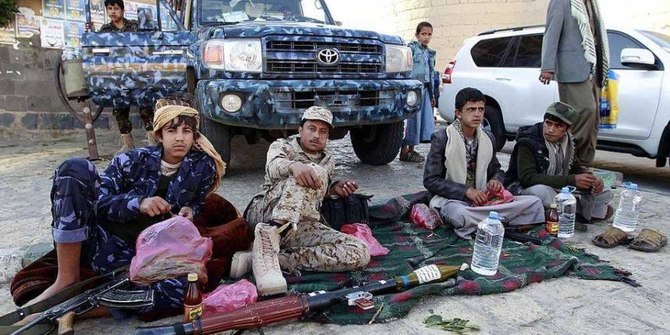 فضيحة جديدة للحوثي: الميليشيات تستعين بـ «الحشيش» لمحاربة الحكومة اليمنية