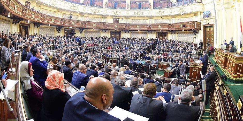 «عبدالعال» يرفع الجلسة العامة للبرلمان حتى 14 أبريل