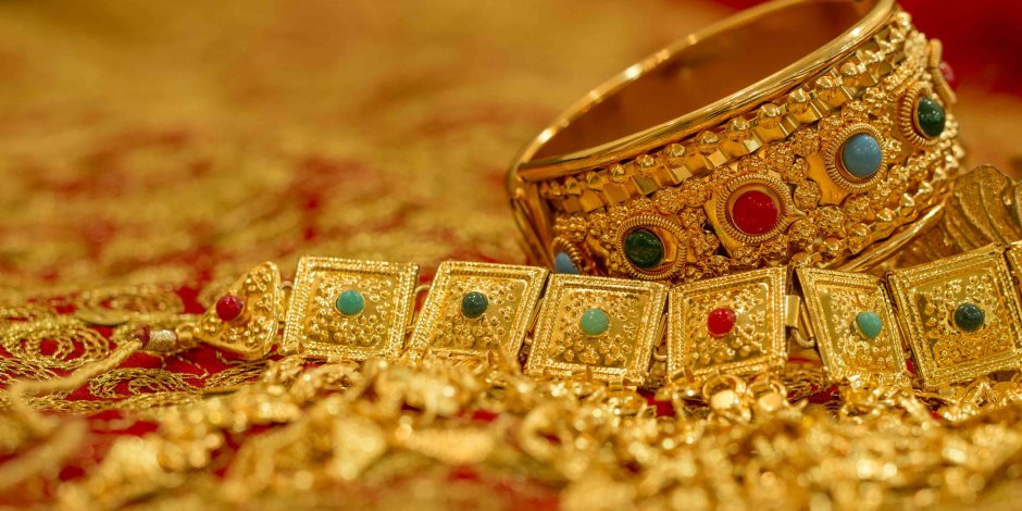 أسعار الذهب تسجل أدنى مستوى فى 2019 وعيار 21 يهبط لـ608 جنيهات للجرام