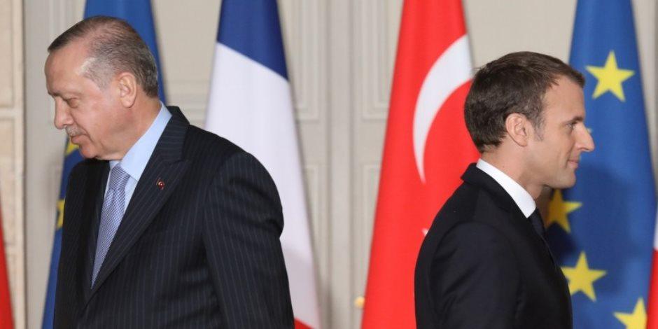 صدمة أردوغانية في ماكرون.. ومططلح الإبادة يثير جنون العثمانيون الجدد