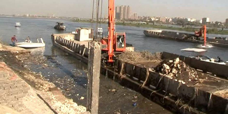 الدولة vs المعتدين على النيل.. القانون ينتصر على أباطرة الأراضي