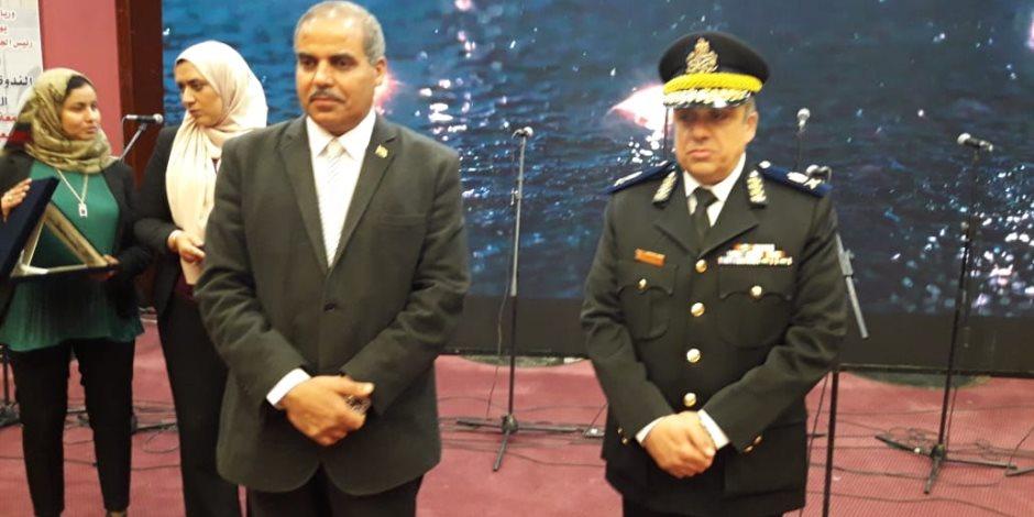رئيس جامعة الأزهر يعلن إطلاق أسماء شهداء الجيش والشرطة على مدرجات الجامعة