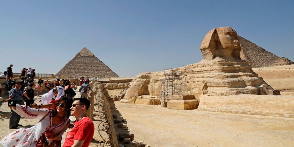 تقارير رسمية تكشف بالأرقام..  مصر مقصد السياح الألمان