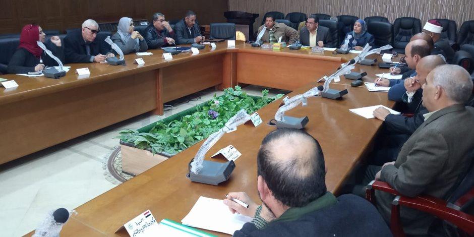 سكرتير عام شمال سيناء: مبادرة «2 كفاية» لها أثر إيجابي وامتيازات من التضامن الاجتماعي