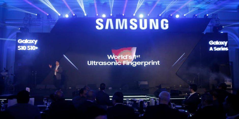 سامسونج تحتفي بـ10 سنوات من الابتكار.. إطلاق الهاتف الرائد Galaxy S10 وسلسلة A المتوسطة في السوق المصرية
