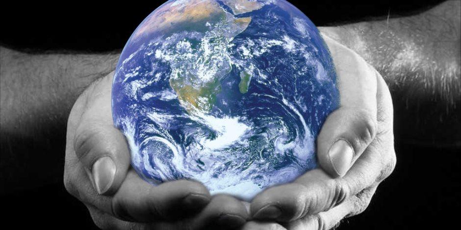 """"""" البيئة """" تحتفل اليوم بساعة الأرض من داخل العاصمة الإدارية الجديدة"""