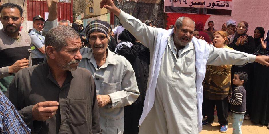 الشعب يقول كلمته.. النص الكامل للتعديلات الدستورية المطروحة للاستفتاء