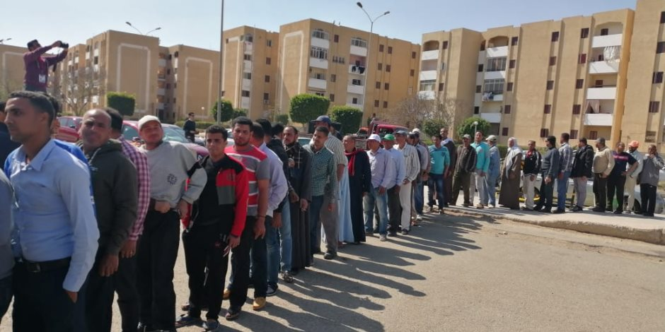 لجان المشاهير.. هكذا استقبل أهالي مصر الجديدة الرموز في الاستفتاء على التعديلات الدستورية