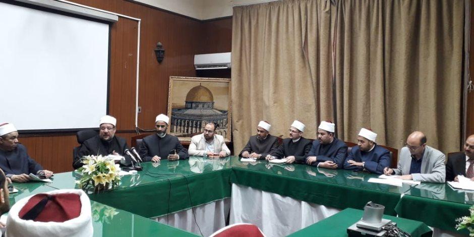 وزير الأوقاف يكشف استعدادات الوزارة لشهر رمضان