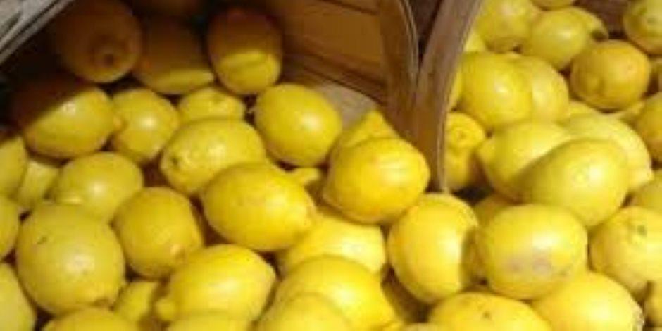 الليمون والموز يرفعان التضخم لـ 1% في شهر مايو الماضي