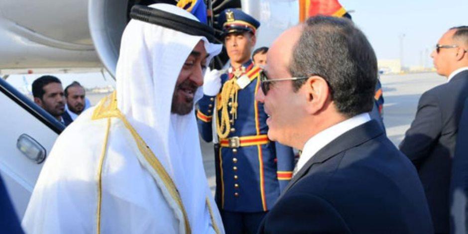 السيسي: نتضامن مع السعودية والإمارات ضد محاولات النيل من أمن واستقرار البلدين