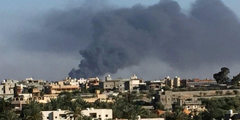 الجيش الليبي يرد على  أكاذيب «المليشياتا» بشأن قطع مياه النهر الصناعي