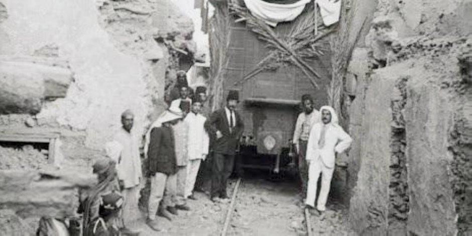 #الأتراك_لصوص_الحرمين.. التاريخ العثماني الأسود في سرقة ونهب «أقدس الأماكن»