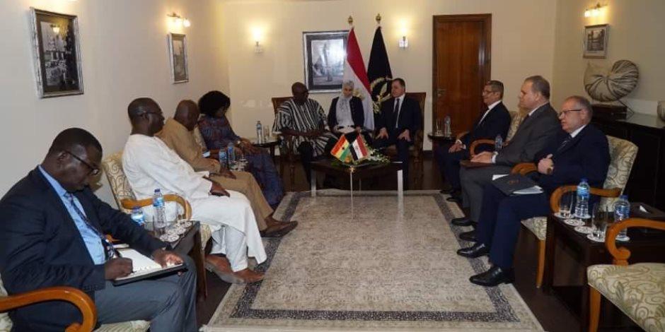 وزيرالداخلية يستقبل وزراء 8 دول أفريقية بشرم الشيخ (صور)