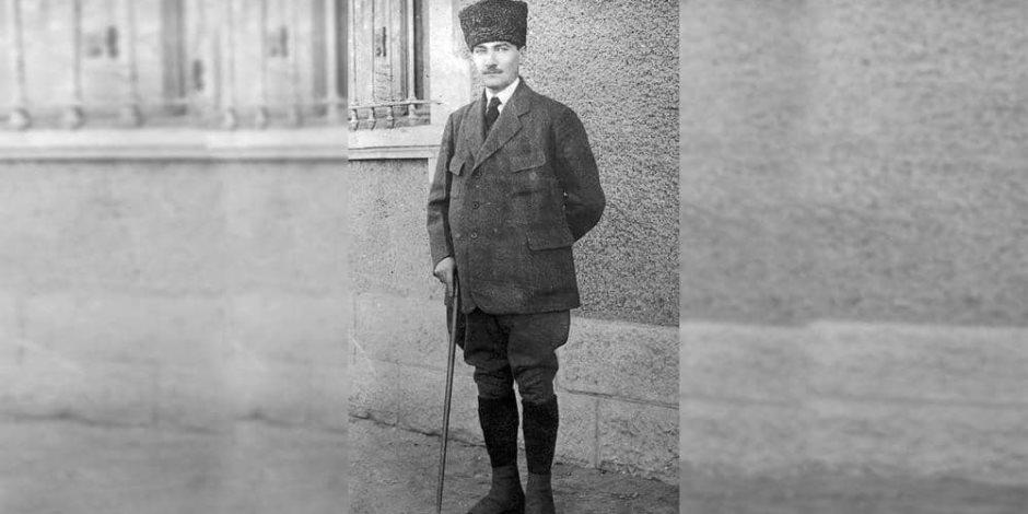 سر يخرج للعلن بعد 80 عاما.. أتاتورك كان متوسط الطول