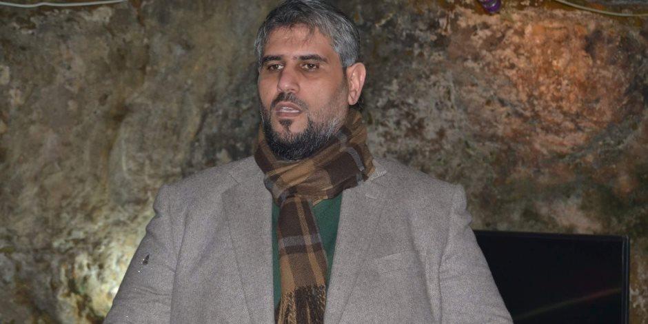 شهادة مهمة لبرلماني ليبي من القاهرة: إرهاب أردوغان على «عينك يا تاجر»