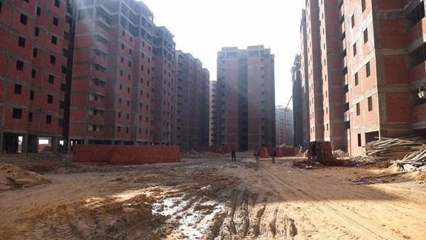هاني يونس: الانتهاء من 400 ألف وحدة سكنية خلال عام