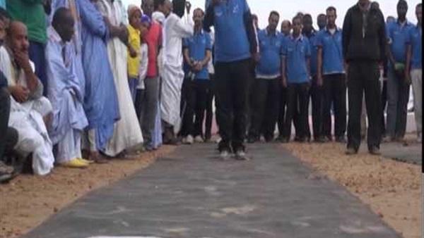 أربعة وستون ناديا يتنافسون على كأس الكرة الحديدية شمال موريتانيا
