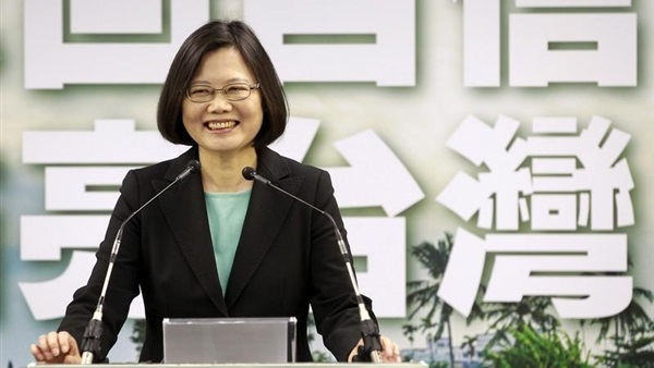 «تساي انغ وين» تصبح أول رئيسة لتايوان