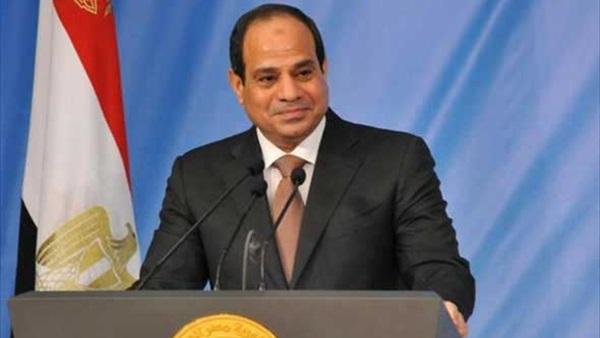 السيسي يطلق حزمة من المشروعات لبناء الإنسان المصري