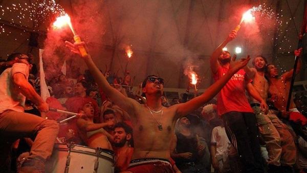 مدرب كرواتيا ينتقد إطلاق الشماريخ في المدرجات خلال مواجهه التشيك
