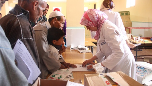 قافلة طبية مصرية تزور أسمرة وتجري 105 عمليات جراحية