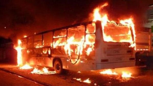 ارتفاع ضحايا احتراق حافلة في مقاطعة هونان الصينية إلى ٣٥ قتيلا