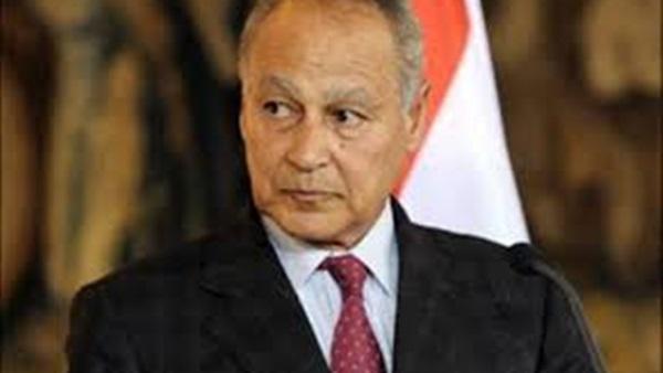 أمين الجامعة العربية يبحث مع أحمد الفضالى أوضاع اللاجئين السوريين