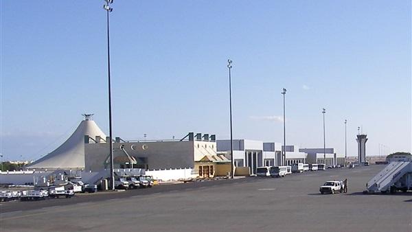 وفد روسي يتفقد مطاري الغردقة وشرم الشيخ