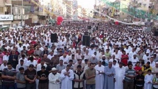خطيب العيد ببورسعيد يشدد على جمع جلود الأضاحي بمراكز الشباب