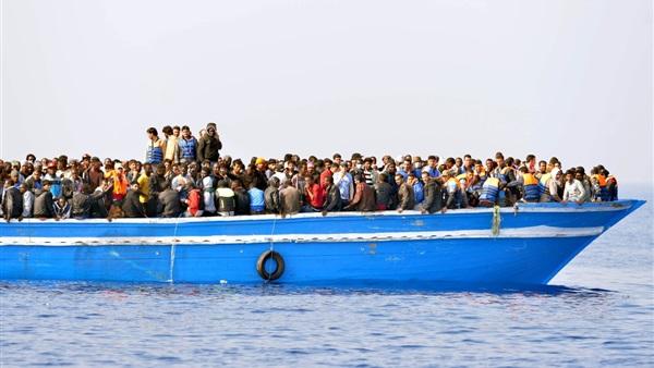 ضبط 21 سمسارا للهجرة الغير شرعية بالبحيرة