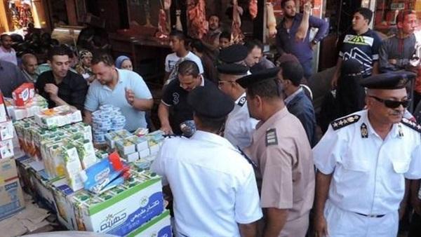 «التموين» تكثف حملاتها علي الأسواق لمحاربة احتكار التجار