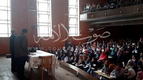 """""""باهي"""" يتفقد مدرستي بورسعيد وأحمد زويل (صور)"""