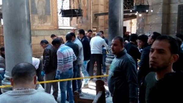 الكويت تدين تفجير الكنيسة البطرسية