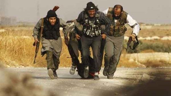 رغم تزايد خسائره.. «داعش» يصاب بالسعار ويحاول الهروب